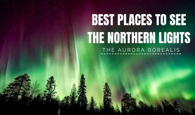 where to see the aurora