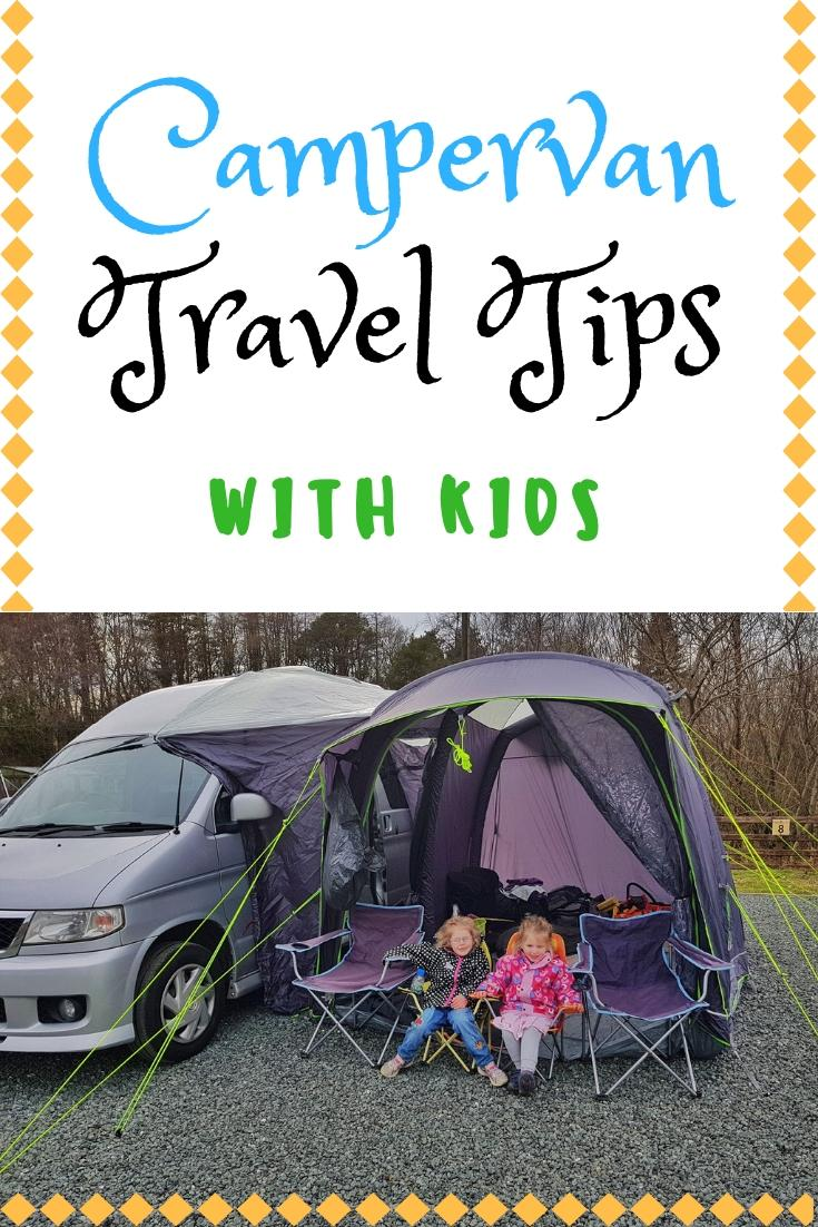 campervan travel with kids