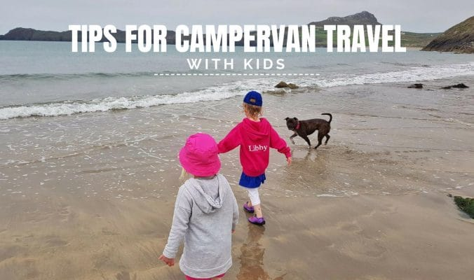 camper van travel tips