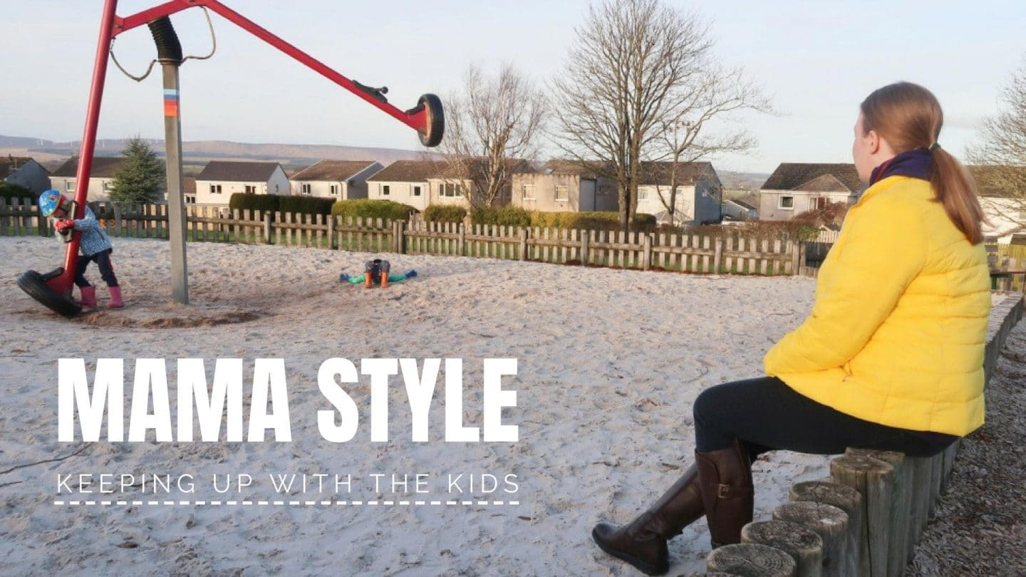 Mama Style – Keeping Up With The Kids