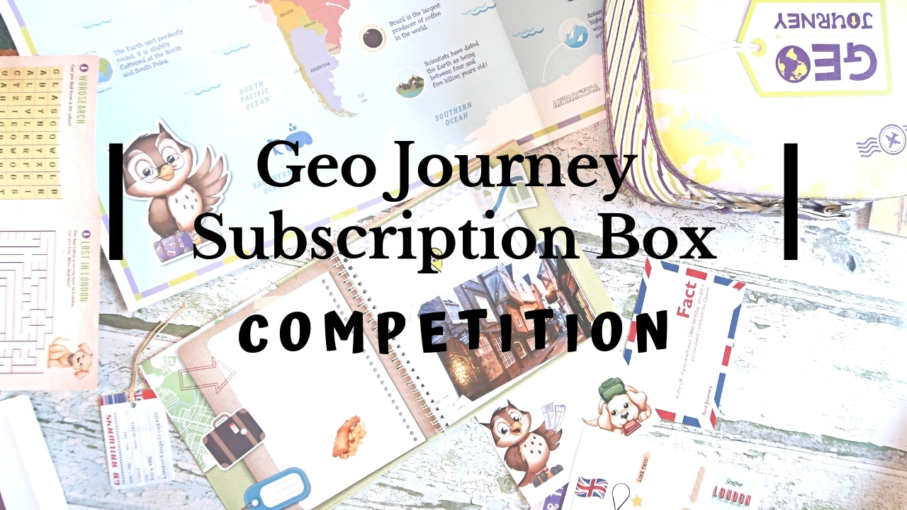 Geo Journey Subscription Box Competition