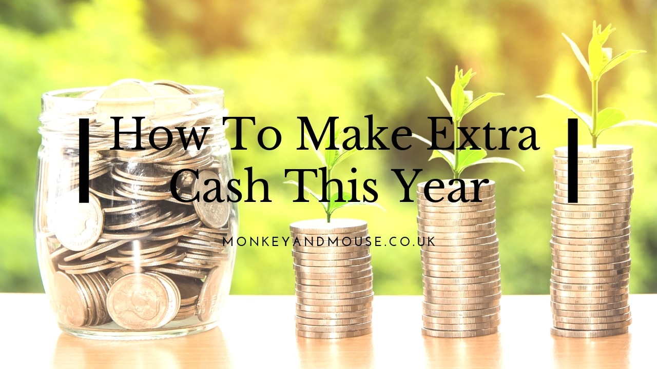 How to Make Extra Cash This Year