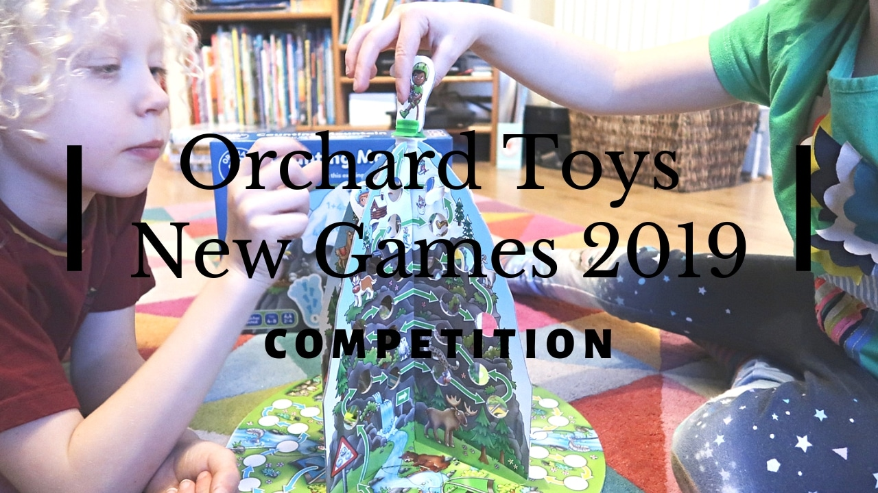 Orchard Toys New Games For 2019 – WIN!