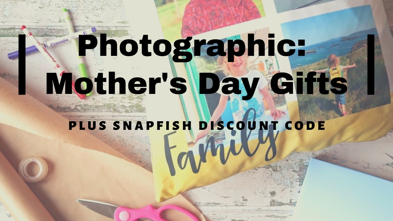 Photographic: Making Mother's Day A Little More Personal