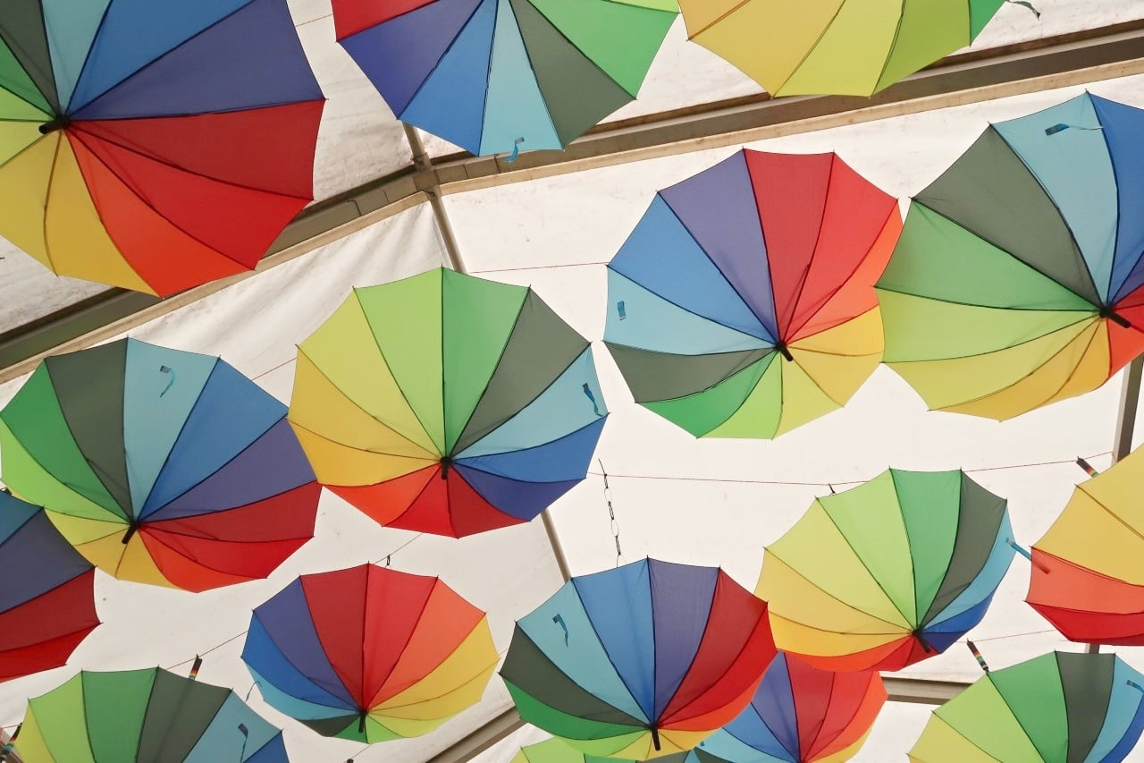 decoration umbrellas