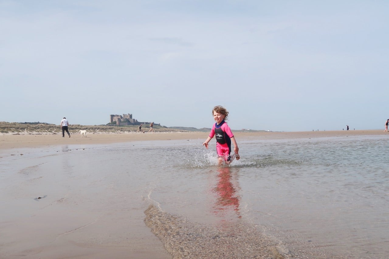 child's wetsuit UK