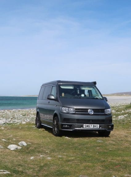 Campervan Travel Novices: Island Road Trip