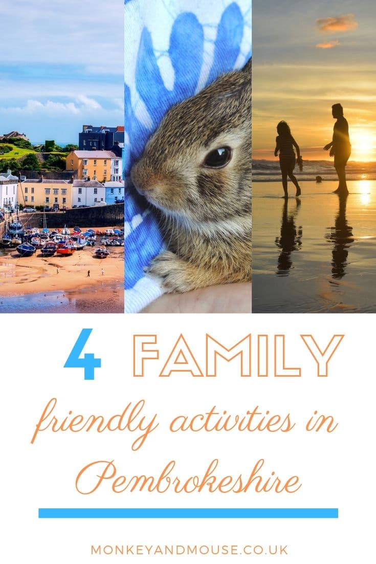 family activities wales
