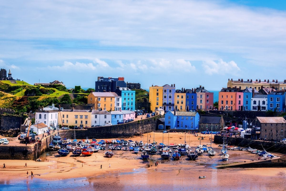 town of Tenby