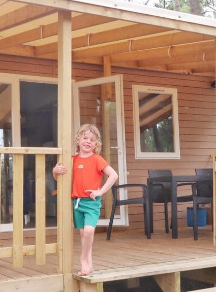 Cote D'Argent Campsite, Near Bordeaux: Fantastic Family Fun
