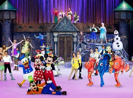 *COMPETITION* – Disney On Ice Family Tickets