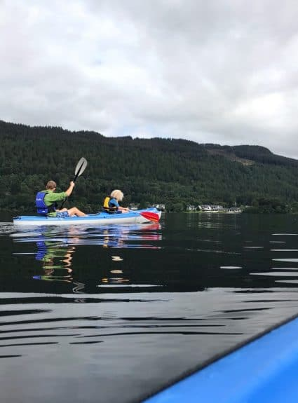 Taymouth Marina Luxury Accommodation: Perthshire