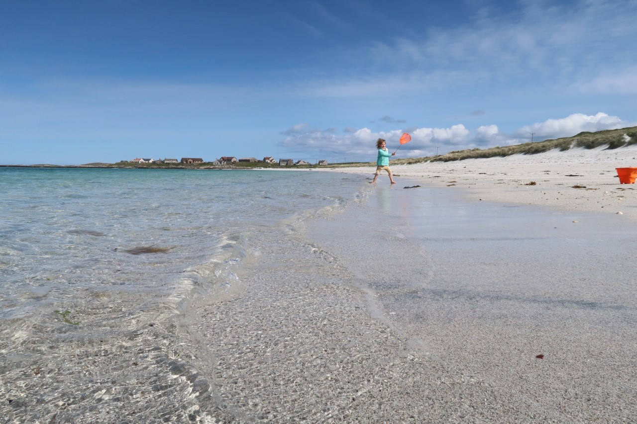 best scottish beaches