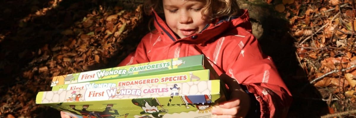 Making Education Fun With First Wonder Boxes Subscription