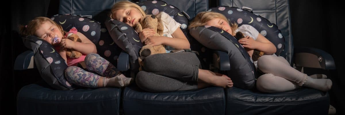 Making Air Travel With Kids Easy!
