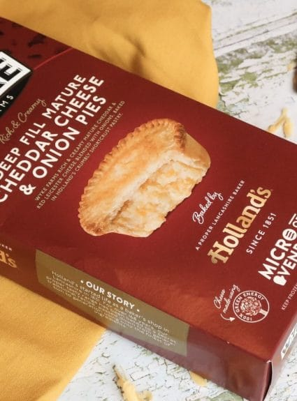 Holland's Vegetarian Pies – Ultimate Comfort Food?