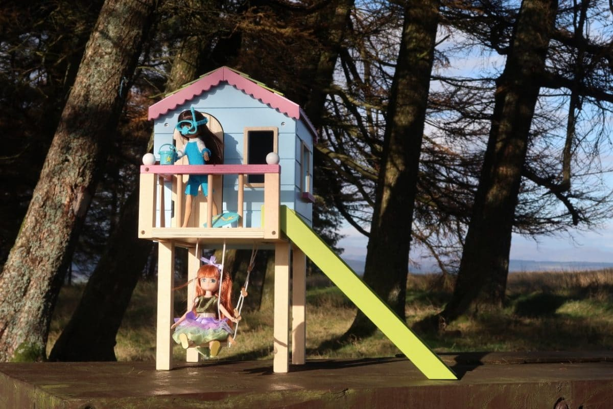 lottie dolls and treehouse