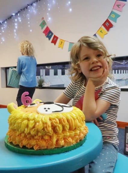 Kidz Town Stirling Birthday Party