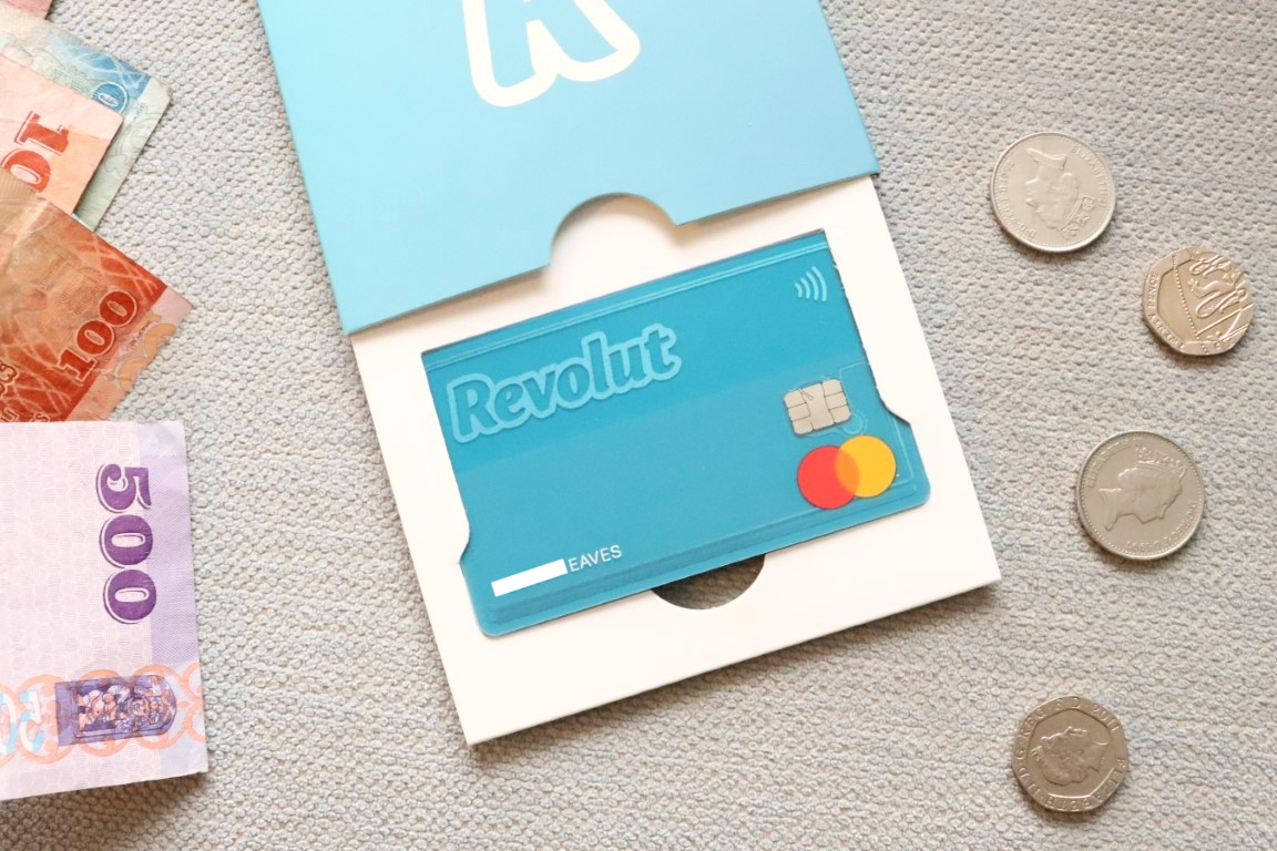 the new revolut junior card in case