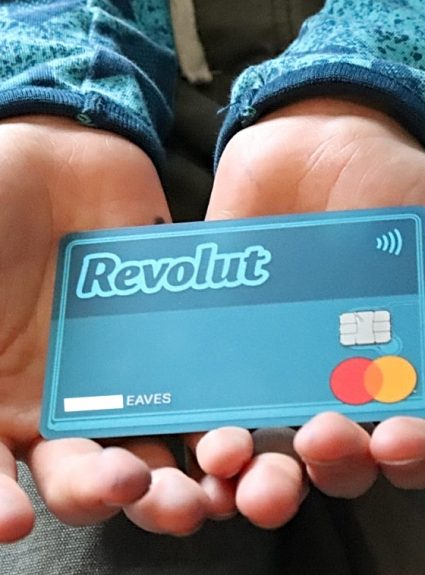 Money Management For Kids? Step Up Revolut Junior!
