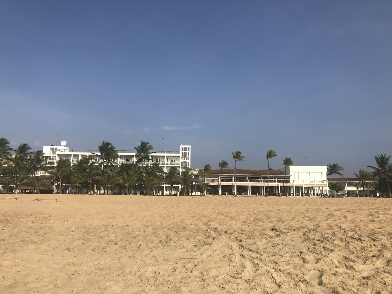 Jetwing sea hotel