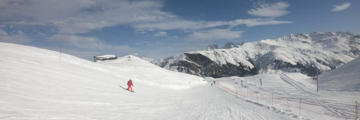 Arêches-Beaufort Ski Resort