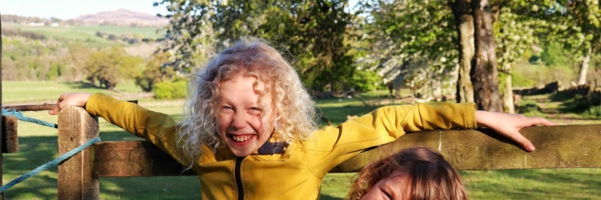 How To Raise Happy and Positive Kids