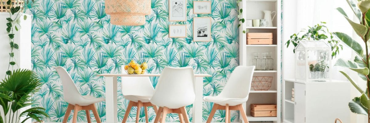 Wallpaper Trends 2020: Radiant Wallpapers for the Summer