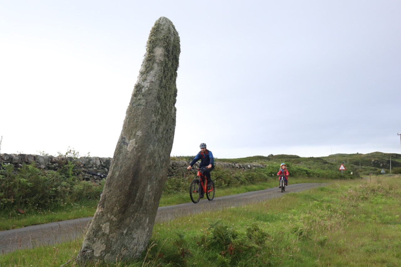 The Giant's Tooth Gigha