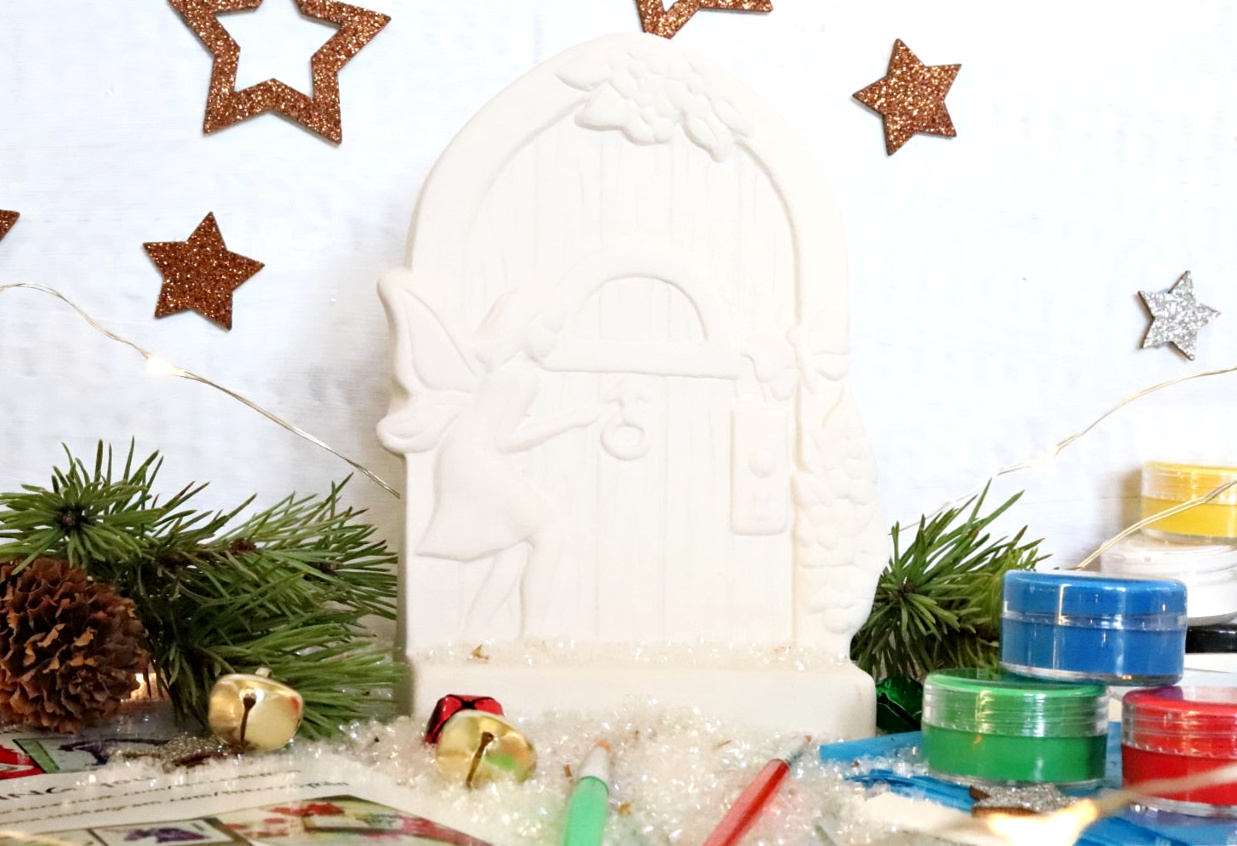 crafty kiln fairy door kit