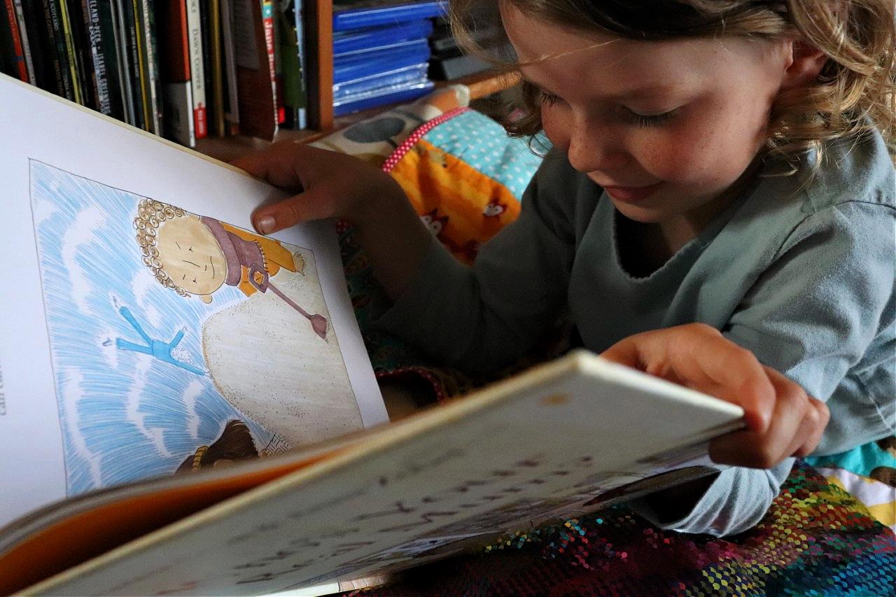 who's your real mum storybook