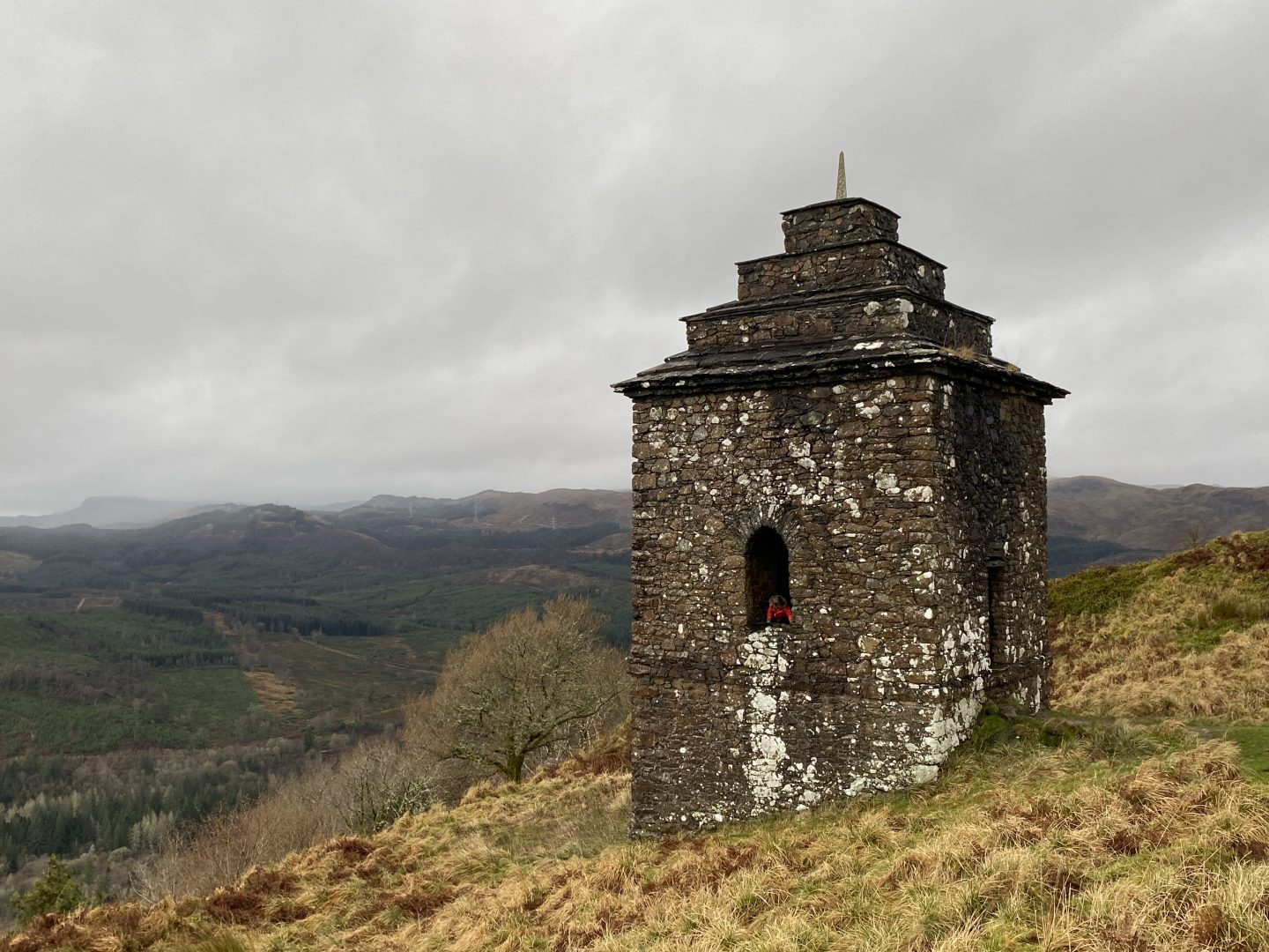 inverary watch tower