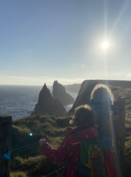 North Coast 500 Itinerary With Kids