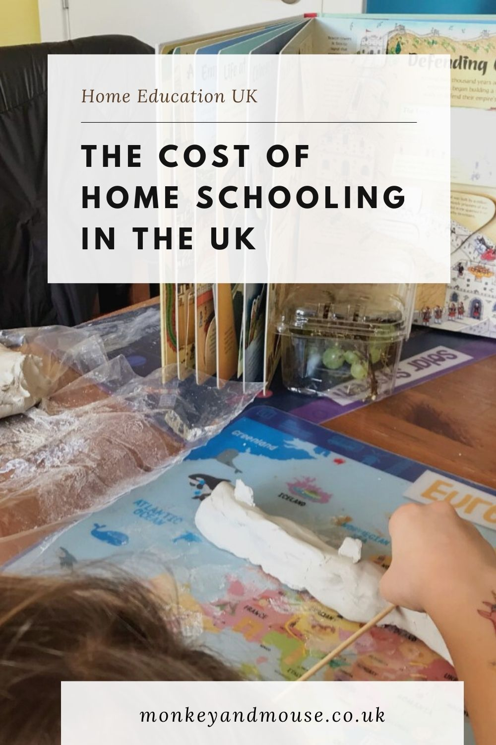 cost of home schooling
