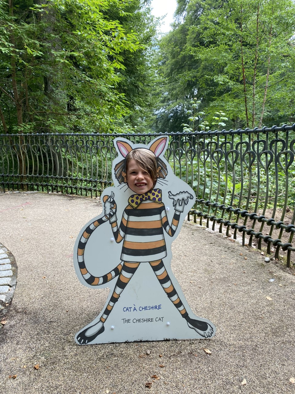 ALice in Wonderland at Pitlochry festival theatre